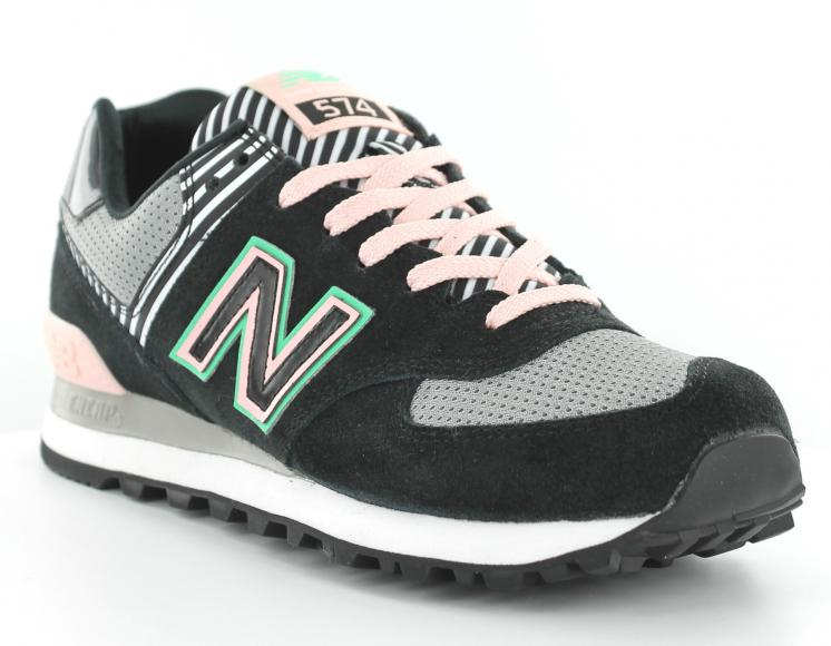 new balance noir 574