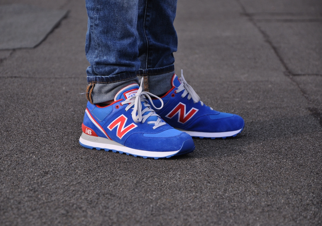 574 new balance homme