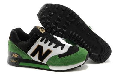 new balance 574 vert homme