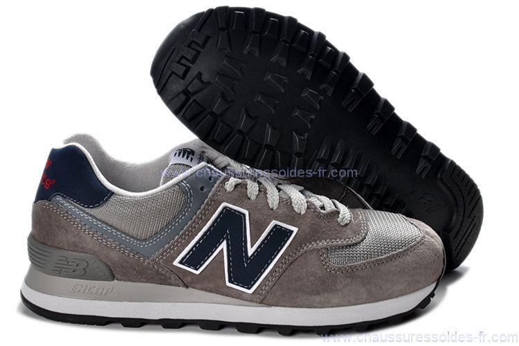 chaussure new balance 574 femme baskets pas cher ou d