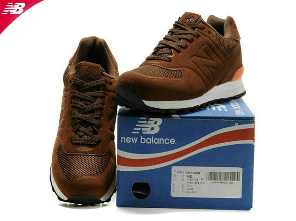 chaussure new balance homme marron