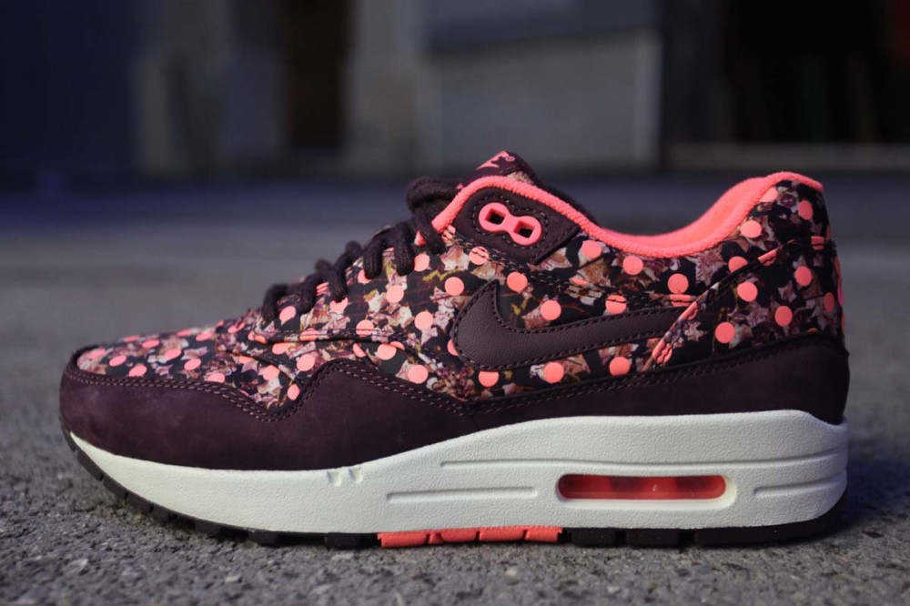 Nike Air Max 1 Femme Liberty Officiel Atelier  [9874872]