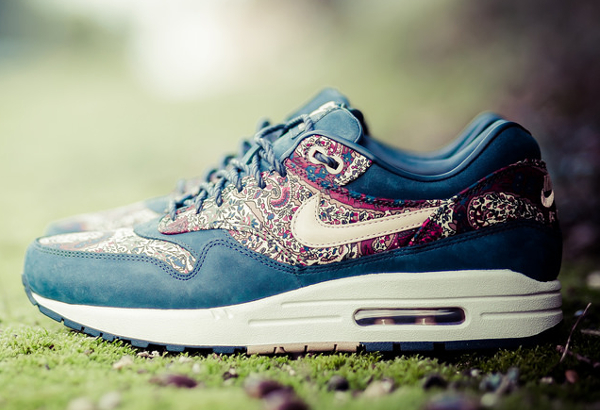 Nike Air Max 1 Femme Liberty Officiel Atelier  [9874873]