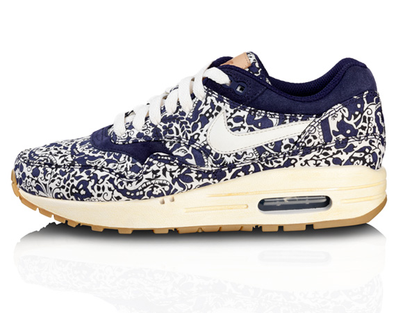 Nike Air Max 1 Femme Liberty Officiel Atelier  [9874874]