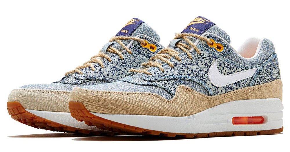 Nike Air Max 1 Femme Liberty Officiel Atelier  [9874875]