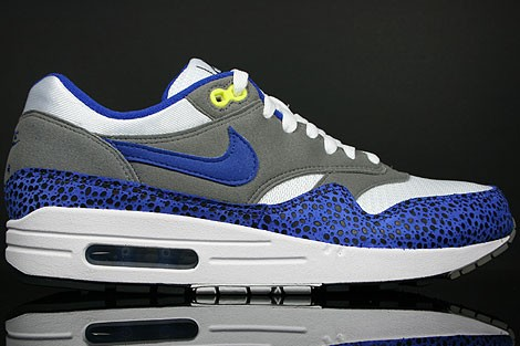 Nike Air Max 1 Homme Bleu Officiel Atelier  [9874981]