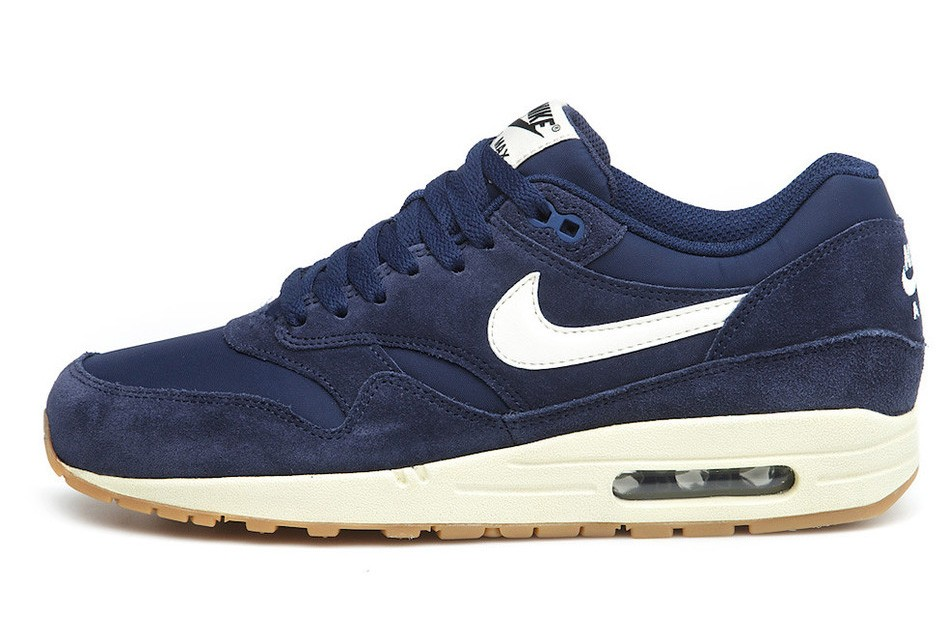 Nike Air Max 1 Homme Bleu Officiel Atelier  [9874982]