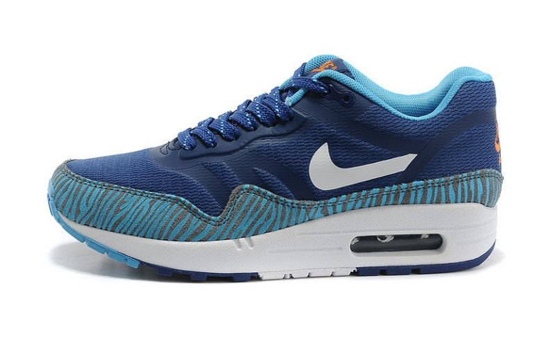 Nike Air Max 1 Homme Bleu Officiel Atelier  [9874984]