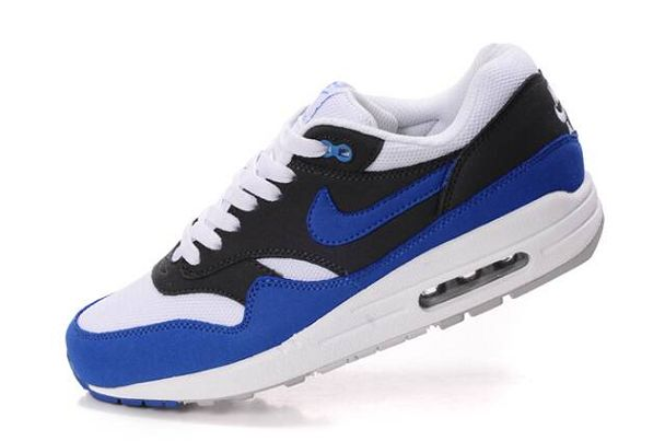 Nike Air Max 1 Homme Bleu Officiel Atelier  [9874986]