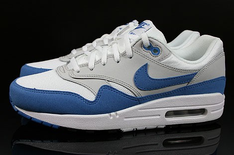 Nike Air Max 1 Homme Bleu Officiel Atelier  [9874987]