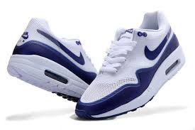 Nike Air Max 1 Homme Bleu Officiel Atelier  [9874995]