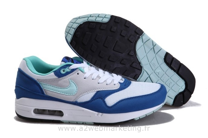 Nike Air Max 1 Homme Bleu Officiel Atelier  [9875000]