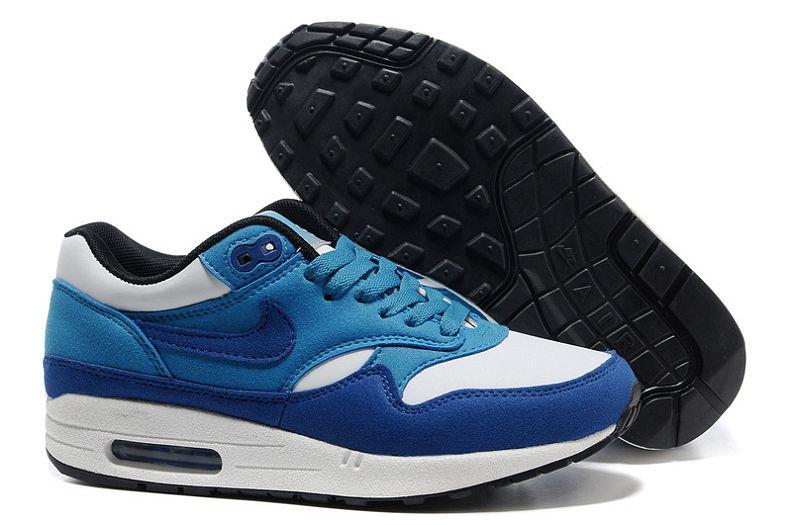 air max one homme bleu
