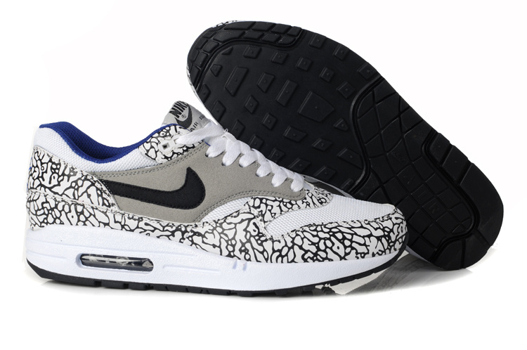 Nike Air Max 1 Homme Grise Officiel Atelier  [9875018]