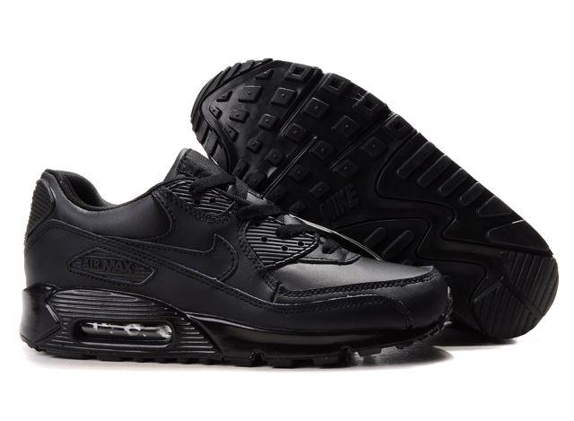 Achat / Vente produits Nike Air Max 90 Femme Noir,Nike Air Max 90 ...