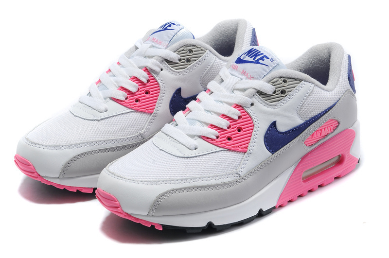 Nike Air Max 90 Femme Rose Officiel Atelier  [9875554]