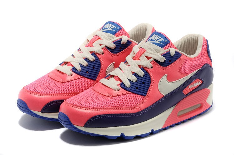 Nike Air Max 90 Femme Rose Officiel Atelier  [9875557]