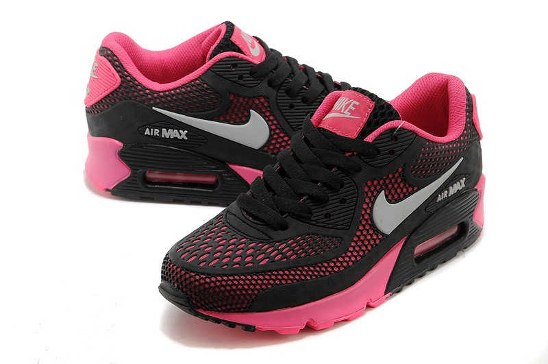 Nike Air Max 90 Femme Rose Officiel Atelier  [9875578]