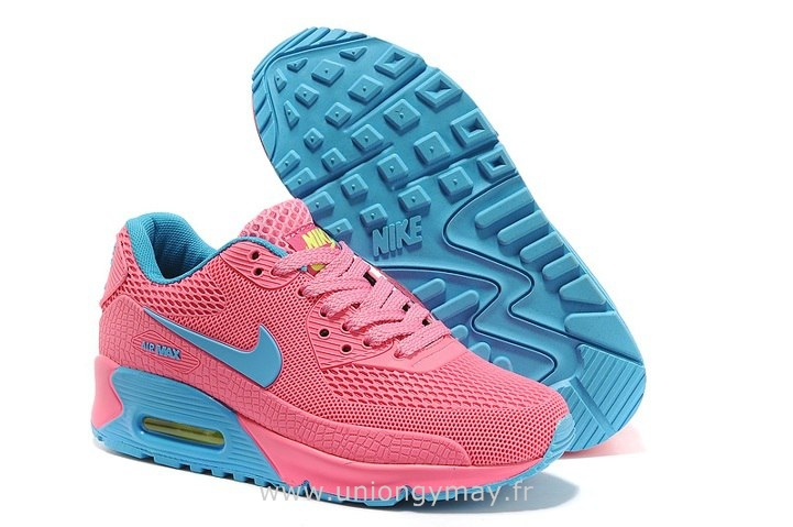 Nike Air Max 90 Femme Rose Officiel Atelier  [9875581]