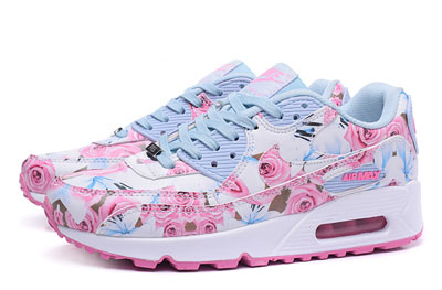 Nike Air Max 90 Femme Rose Officiel Atelier  [9875583]