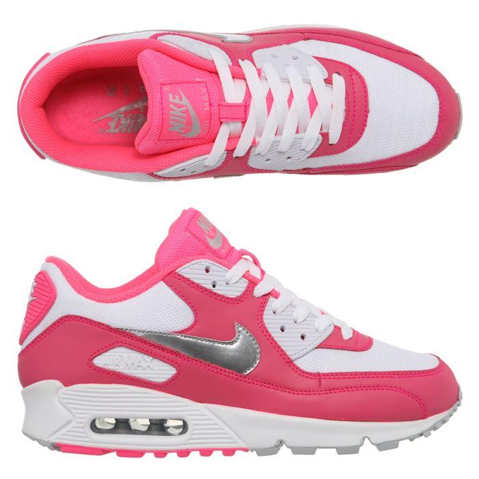 new styles c27ae f3c88 Achat Nike 90 Air 90 produits Vente Air Max Rose Femme Nike Max 8wrZ8Pq