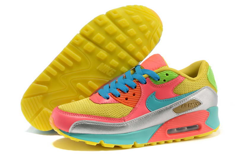 Nike Air Max 90 Femme Rose Officiel Atelier  [9875587]