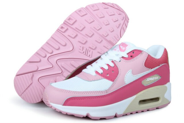 Nike Air Max 90 Femme Rose Officiel Atelier  [9875593]