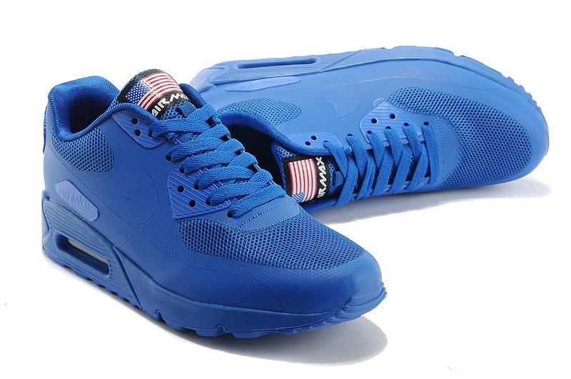 air max homme chaussures bleu