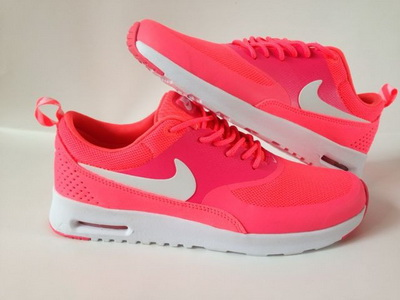 nike air max thea femme rose fluo