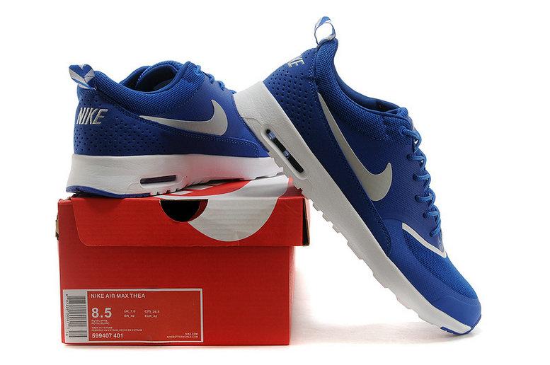 air max thea homme bleu